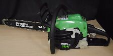 "Chainsaw Homelite / Green Machine GM10514 42cc 14"" 3514c (kjhsqz)"