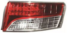 Toyota Avensis 2009-2012 Saloon Outer LED Rear Tail Light O/S Drivers Right