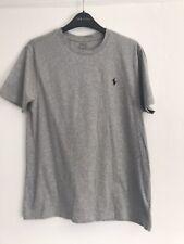 Polo Ralph Lauren Grey T Shirt Boys Large 14-16