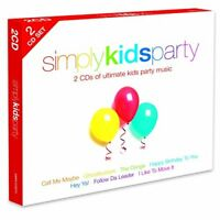 Simply Kids Party [CD]