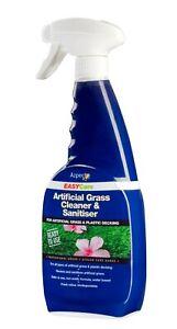 EASY Artificial Grass Cleaner & Sanitiser - 750ml trigger spray