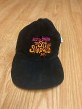 Austin Powers: The Spy Who Shagged Me vintage movie promo hat 90s embroidered