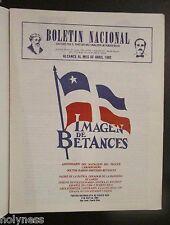 BOLETIN NACIONAL / PARTIDO NACIONALISTA DE PUERTO RICO / NEWSLETTER / APR 1982