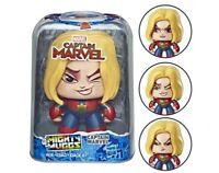 Carol Danvers Mighty Muggs Captain Marvel Action Figure by HASBRO