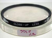 Original Sigma Nahlinse Close-up Lens Objektiv Filter E72 72mm 72Ø 2766/9