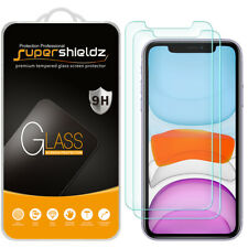 2x Supershieldz Tempered Glass Screen Protector Saver for Apple iPhone 11 Pro