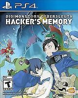 Digimon Story: Cyber Sleuth -- Hacker's Memory (Sony PlayStation 4, 2018)