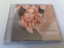 """FAITH HILL """"BREATH"""" CD 13 TRACKS"""