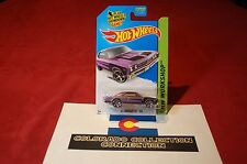 Hot Wheels - 67 Chevelle Ss 396 - 2014 Hw Workshop - 232/250 1:64 Purple
