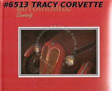 Automobile Quarterly August 1991 Stout Scarab C W Van Ranst Body Fisher