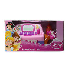 Disney Princess Electronic Kids Pretend Play Cash Register with Accessories  - P