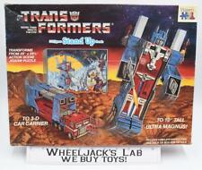 Ultra Magnus Action Figure 3D Jigsaw Puzzle Complete Hasbro G1 Transformers 1986