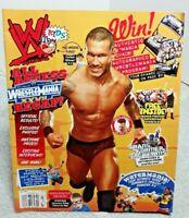 WWE Kids Magazine July 2011 Randy Orton Wrestling Mag