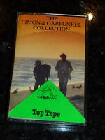 SIMON & GARFUNKEL - The Simon & Garfunkel Collection - 1981 UK 17-trac Cassette