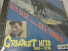 DICK DALE & THE DEL TONES Greatest Surf Hits Sealed LONG OUT OF PRINT RARE CD