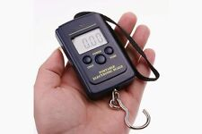 40kg X 10g Accurate Hanging Digital Scales Luggage Fishing Travel