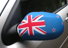 CAR WING MIRROR SOCKS FLAGS, COVERS, FLAG-UPS! - NEW ZEALAND
