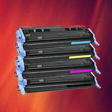 4 Color Toner for HP LaserJet 1600 2600 2600n 1 Set