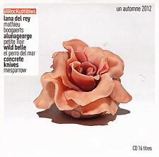 CD COLLECTOR 16T LANA DEL REY/MATHIEU BOOGAERTS/ANDY BURROWS/BALTHAZAR/MESPARROW