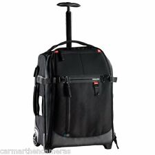 Vanguard Quovio 49T Professional Photo Video Rolling Bag - Black 49 T