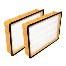 2x HQRP H13 Filters for Eureka HF-2; Ultra / Boss Smart Vac 4870, 4874, 4880