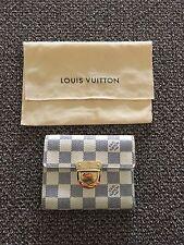 Louis Vuitton Damier Azur Joey Wallet