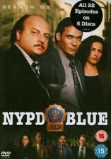 NYPD Blue - Season 3 [1995] (DVD)