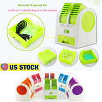 Hot Portable Air Conditioner Cool Cooling Artic Air Cooler USB Fan Humidifier