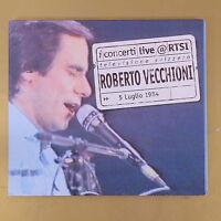 ROBERTO VECCHIONI - I CONCERTI LIVE - EDEL - OTTIMO CD [AP-135]