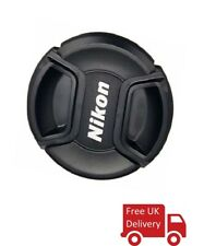 Nikon 62mm LC-62 Snap-on Lens Cap 4748 (UK)