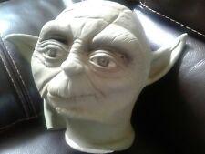 Don Post Lucas Films Yoda Latex Rubber Mask Vintage 1980