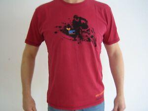 BMW Motorrad Herren T-Shirt  Enduro Park Hechlingen  Gr. L Rot  Zustand gut