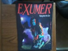 EXUMER,RISING FROM THE SEA SEW ON SUBLIMATED LARGE BACK PATCH