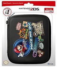 Sacoche rigide 'Mario'  Nintendo 2Ds Officiel Neuf en Stock