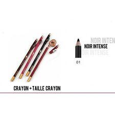 Crayon yeux noir crayon khôl eyeliner NOIR longue tenue taille crayon YES LOVE