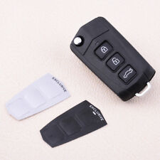 Flip Key Shell Blank Refit for HYUNDAI Sonata Genesis Coupe Remote Fob 3 Buttons