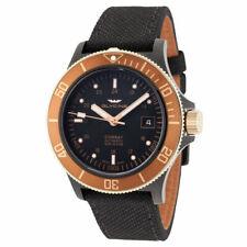 Glycine GL0093 42mm Automatik Men's Watch - Black