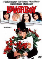 Loverboy (1989 Patrick Dempsey) DVD NEW