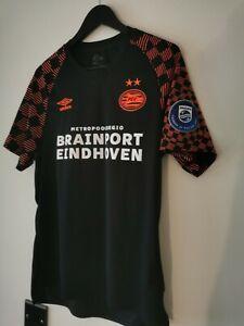 PSV Eindhoven 2019/20 Away Shirt.      Size:Medium