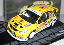 1/43 SUZUKI SX4 WRC GARDEMEISTER RALLY JAPAN 2008 IXO EAGLEMOSS DIECAST