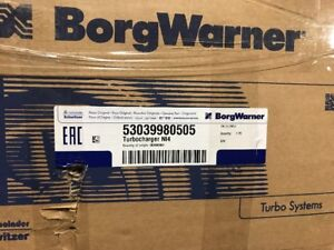 LR074185 LAND ROVER TURBO & INSTALL KIT - 2.0L 16V TURBO PETROL BORGWARNER NEW