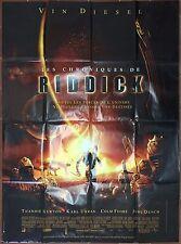 Affiche LES CHRONIQUES DE RIDDICK David Twohy VIN DIESEL Judi Dench 120x160cm *D