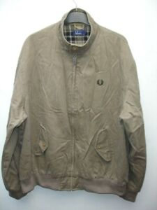 Fred Perry Harrington Jacket Mens size XL
