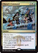 MTG Magic - (R) Dragons of Tarkir - Ojutai's Command Buy-a-Box FOIL - SP