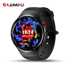 Lemfo LES1 Bluetooth 3G SIM GPS WiFi Orologio Intelligente Phone Per Android iOS