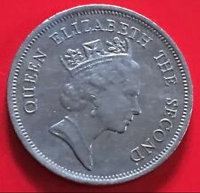 Hong Kong $1 1990