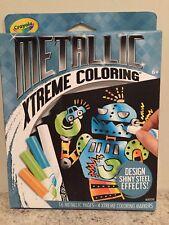 Crayola Metallic Xtreme Coloring Art Set