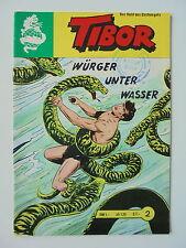 TIBOR - Der Held des Dschungels - Heft Nr. 2 | Lehning Drachen.
