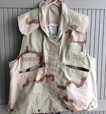 desert storm original pasgt vest, camouflage pattern desert Small To Medium
