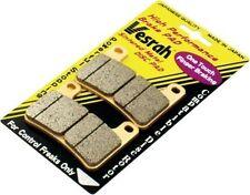 Front Vesrah Sintered Metal Brake Pads for SANYANG(SYM) Shark 50 99-03